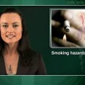Relatively low levels of smoking can lead to severe COPD in women