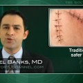 Staple skin closure ups infection risk with orthopedic surgery