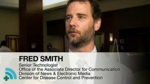 Message Dissemination:  How the CDC is Utilizing New Technologies