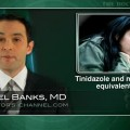 Tinidazole and metronidazole equivalent in vaginosis