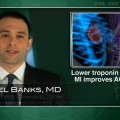 Lowering troponin threshold identifies high-risk ACS group, improves outcomes