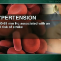 Treating prehypertension reduces stroke occurrence