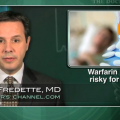 Warfarin interruption risky for AF patients