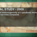 H1N1 pandemic flu vaccine may protect across two seasons