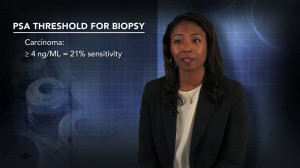 What's the PSA Threshold for a Biopsy?