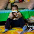 For Children in China, Breathing is a Health Risk