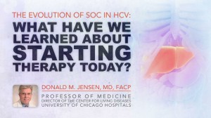 The Evolution of SOC in HCV