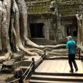 Explore the Ta Prohm Ruins in Siem Reap, Cambodia