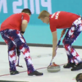 Curling at the Winter Olympics – Sochi, Russia