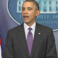 Obama Announces 'We Have Exceeded Our Goals' for Affordable Care Act