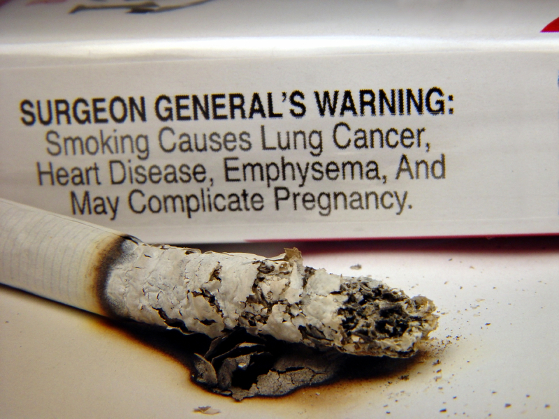E Cigarette Recall