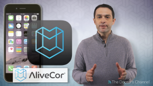 AliveECG ALiveCor - heart monitor app