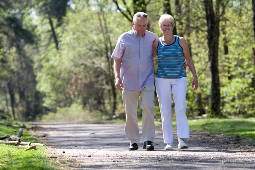 elderly, biological age,