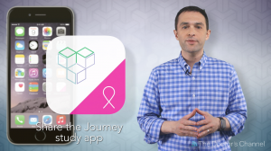 ShareTheJourney Crowdsources Data for Breast Cancer Research