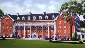 The Gideon Putnam Resort in Saratoga Springs, New York