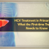HCV Treatment in Primary Care: What the First-time Treater Needs to Know