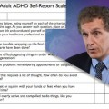 Primary Care Physicians in the Evaluation and Treatment of Adult ADHD
